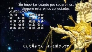 encerramento os cavaleiros do zodiaco soul of gold em portugues