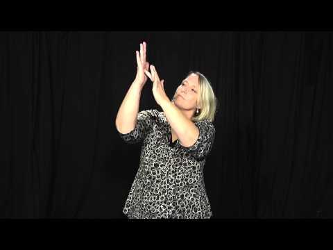 Jesus loves me sign language demonstration youtube