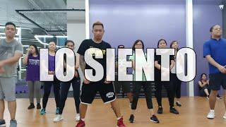 Download Lagu LO SIENTO by: Super Junior | Dance Fitness | POP | BLADE | Mp3