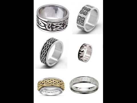 cheap promise rings for men review - YouTube