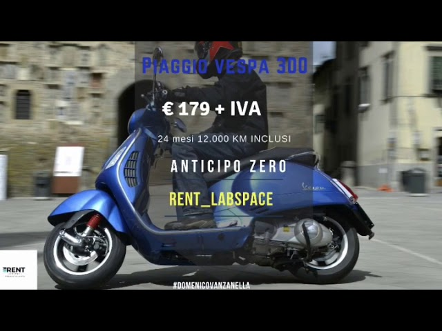 RENT Labspace - Domenico Vanzanella