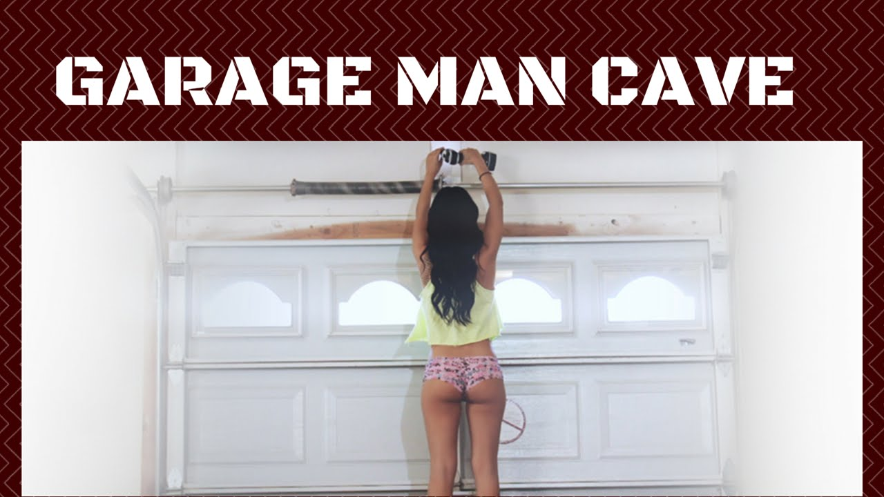 Garage Man Cave Youtube