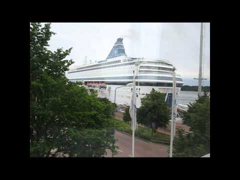 Visite to the Aland Islands - summer 2009
