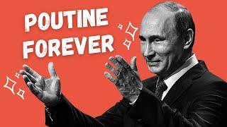 Vladimir Poutine: Président à vie