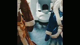 Ватные Дед Мороз и Снегурочка