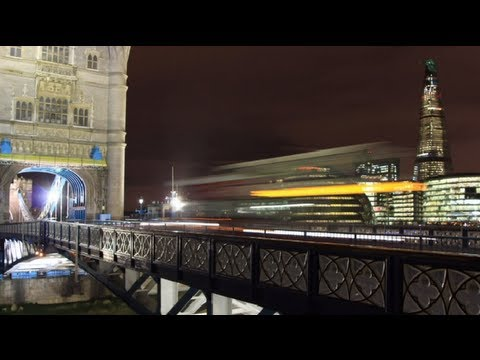 City of London - Time-Lapse