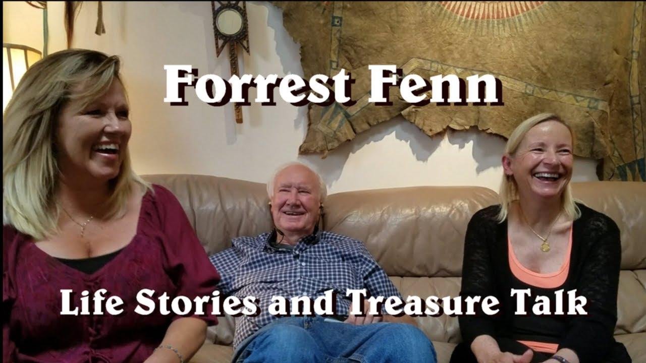 Forrest Fenn Life Stories & Treasure Talk