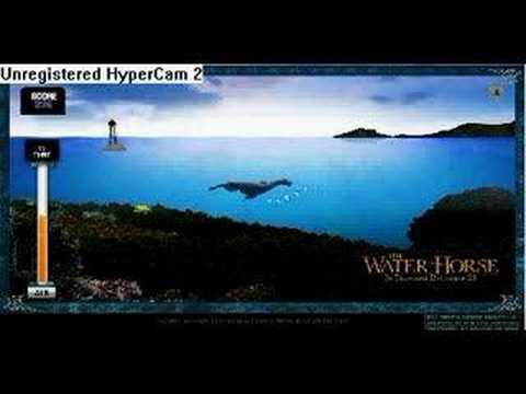 AAA Game Challenge: The Water Horse - Crusoe Cruiser