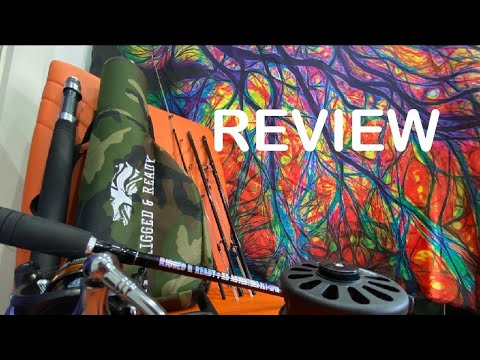 Rigged And Ready X5 - Travel Rod REVIEW