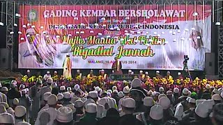 Tabligh Akbar Majlis RIYADLUL JANNAH Dalam Rangka Dirgahayu Ke-69 Republik INDONESIA
