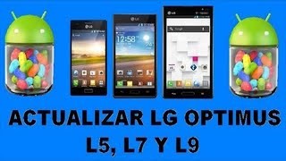 LOLLIPOP | LG OPTIMUS L5 | CYANOGEMOD | HD | 2015 |