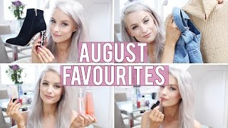 August Favourites | Inthefrow, #August Favorites #Augfavs