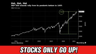 The Stock Market May Never Go Down Again