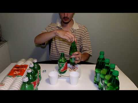 Drinking 40+ Year Old Canada Dry Ginger Ale (New & Old)
