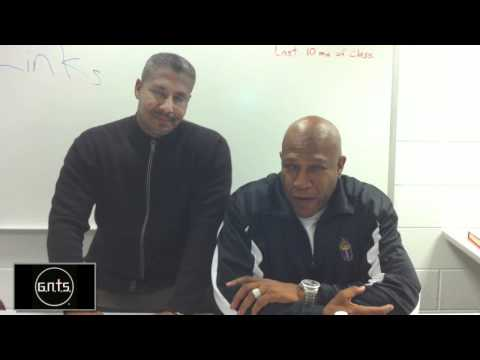 """Jesus the Gangster? Interview/ Tommy """"Tiny"""" """"Deebo"""" """"Zeus"""" Lister #Good News Talk Show #30"""