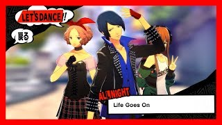 Persona 5: Dancing Star Night (JP) - Life Goes On [ALL NIGHT] KING CRAZY