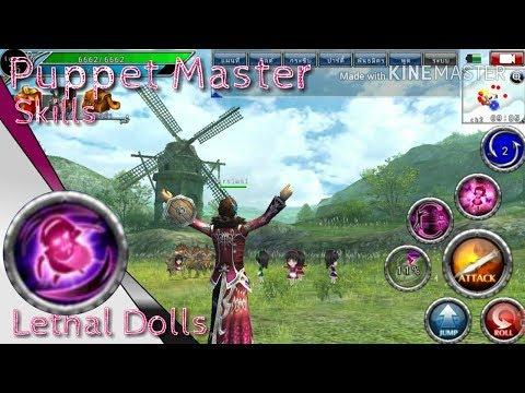 RPG Avabel Online : Puppet Master Skill
