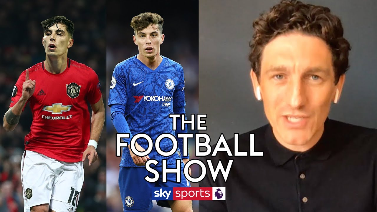 Would Kai Havertz be better suited moving to Chelsea or Man Utd? | The Football Show