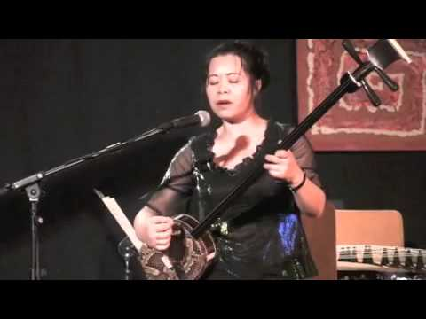 Aki Takase & Xiu Feng Xia Live at Inntoene Festival .