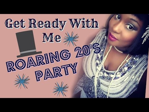 Get Ready With Me! Roaring 20
