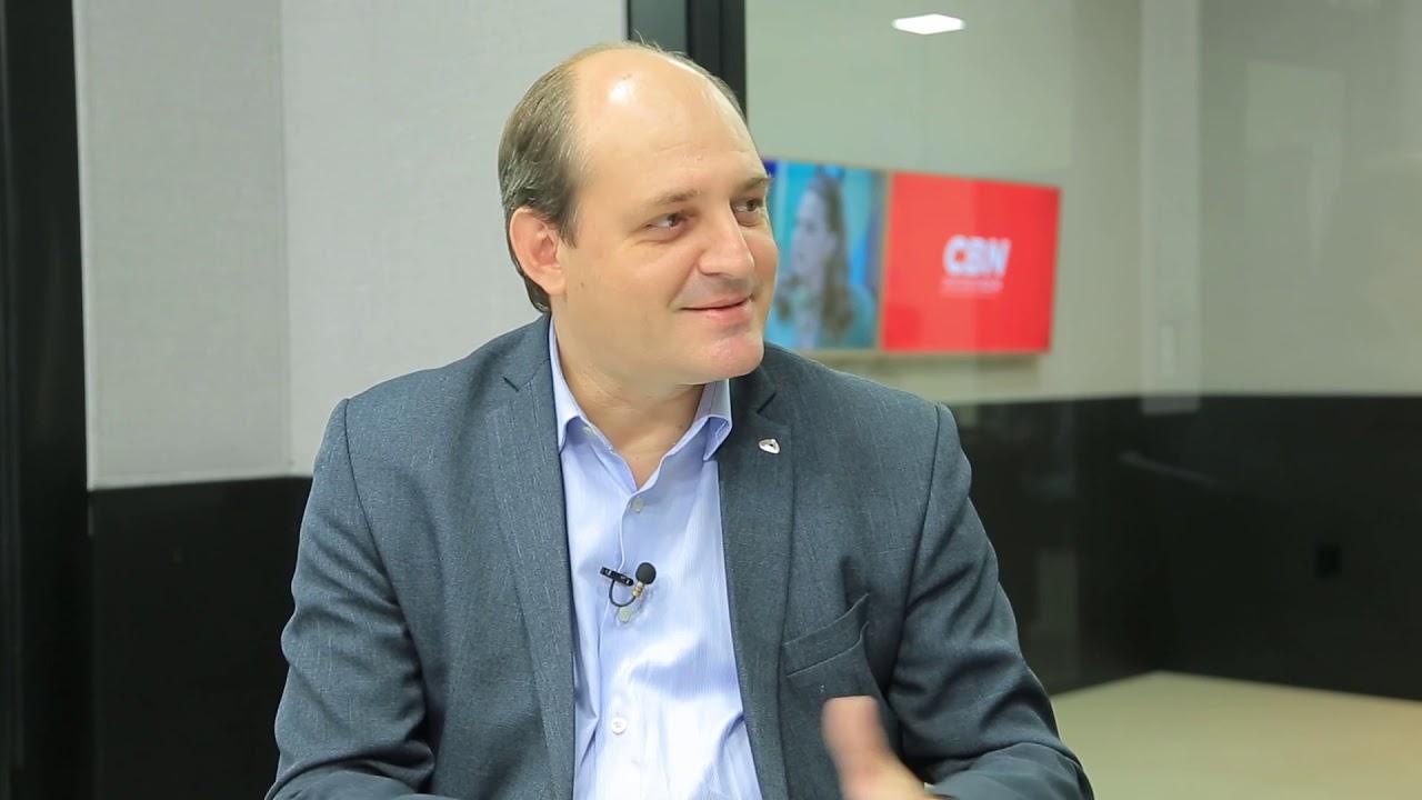 Cenário CBN: Marco Mazzaro - diretor financeiro da Uniprime