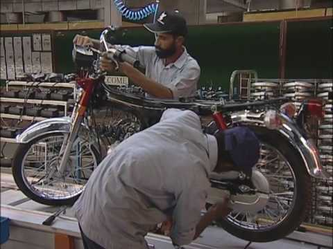 product manufacturing: dyl dhoom yd70 - youtube