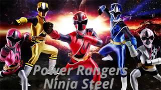 Ninja Steel Theme Song (Lyrics)