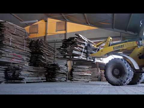Wie wir Massivholz - Esstische bauen.