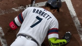 CHARGING THE MOUND IN ALCS VS YANKEES! MLB The Show 18 Road To The Show