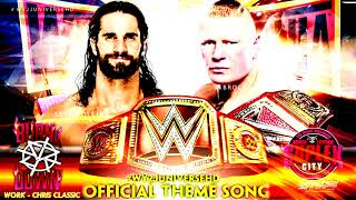 """WWE - Wrestlemania 35 1st Official Theme Song - """"Work"""" by Chris Classic (Extended Version) + DL"""