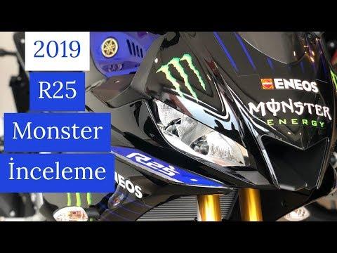 2019 R25 MONSTER İNCELEME
