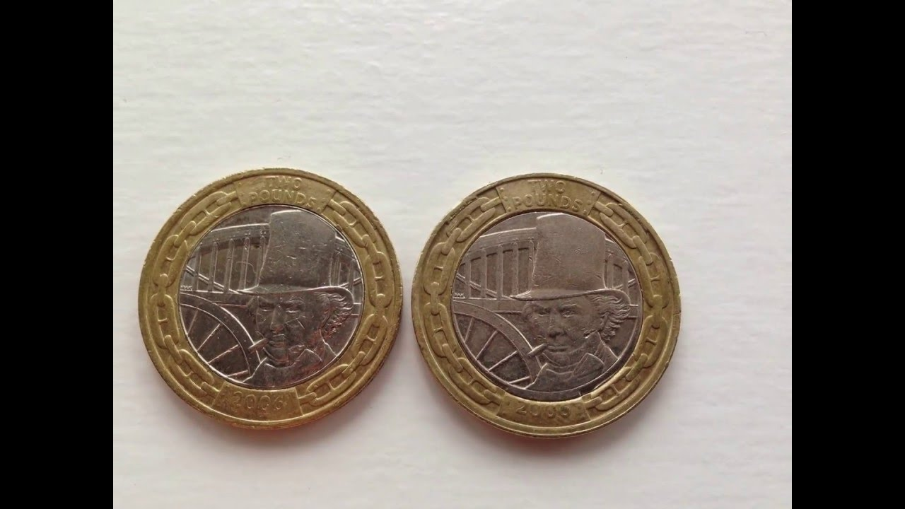 Royal Mint Error Rare 163 2 Coin 2006 Youtube