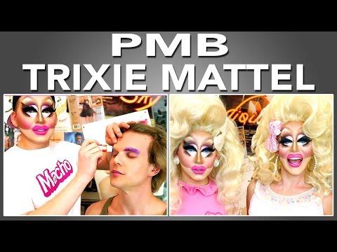 PMB s2ep5 w/ Trixie Mattel