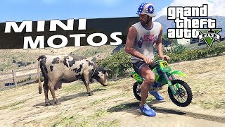Mini Motos da Zueira - GTA 5 Mods