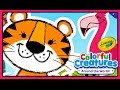 Crayola: Colorful Creatures Around The World - Learn Animals - Educational Children's Apps