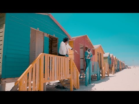 ALRIGHT by ED iZycs ft Skales Official Video (Cadilly Ent.)