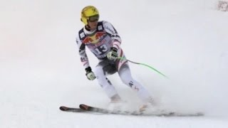 World's most famous ski race  Kitzbuhel