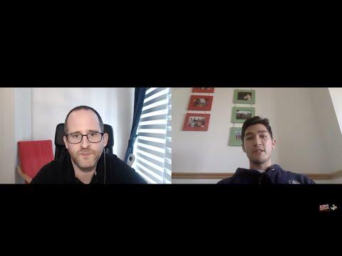 Vidgeos interview with Josh Ratta