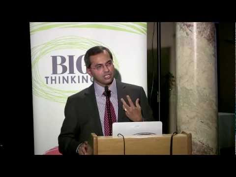 Big Thinking November 2012: Dilip Soman