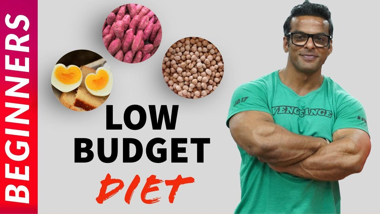 Low Budget Diet Plan for Beginners | Weight Gain | Yatinder Singh