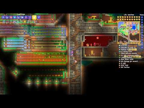 видео: terraria 1.3 (expert mode) s2e57 - Финал. Сохранение карты и персонажа.