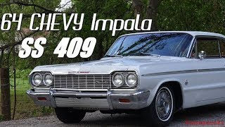 1964 Chevy Impala SS 409 4-Speed fun with Samspace81