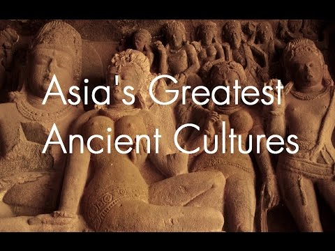 Asia's Greatest Ancient Cultures  :  Documentary on Ancient Japan and India