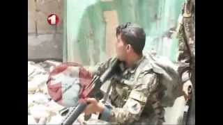 Afghan Soldier Alone Kills All Six Parliament Attackers  -  21.6.2015