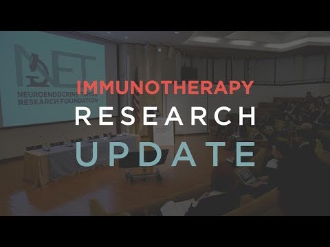 Immunotherapy Research Update