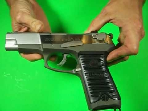 Ruger P85 Mkii