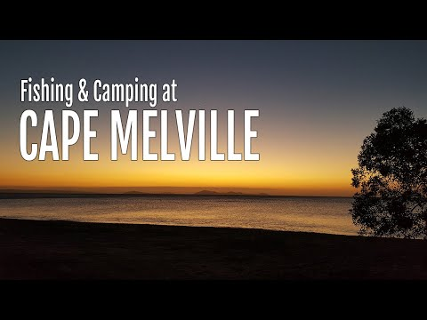 CAPE MELVILLE 4WD, CAMPING, FISHING AND HIKING. A Week Out In Remote Paradise.