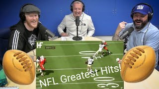 British Blokes React to NFL | Biggest Football Hits Ever (REACTION!!)