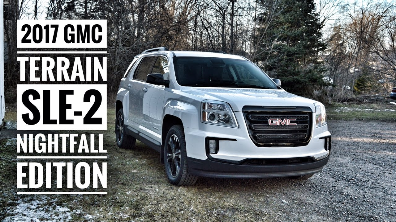2017 gmc terrain nightfall sle 2 road test and review pye chevrolet buick gmc youtube. Black Bedroom Furniture Sets. Home Design Ideas