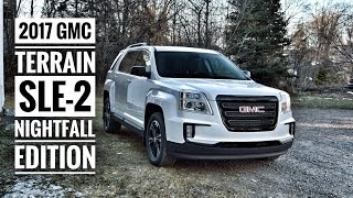 2017 GMC Terrain Nightfall SLE-2 Road Test and Review | Pye Chevrolet Buick GMC